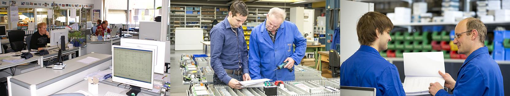 Qualifizierte Ausbildung bei Plenge GmbH Elektrotechnik und Steuerungsbau