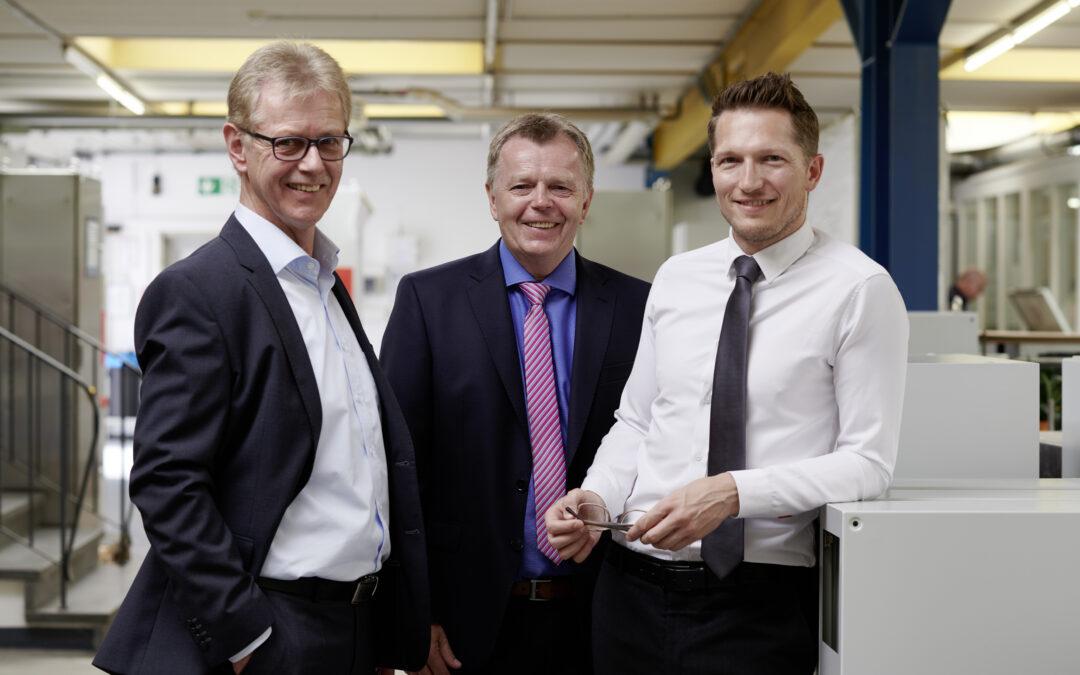 Neuer Mitarbeiter bei der Plenge GmbH: Nicholas Visser-Plenge